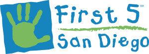 First 5 San Diego Logo