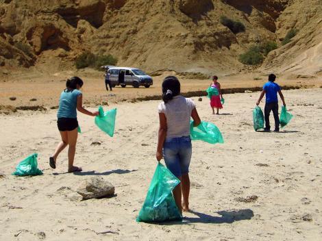Casa Sana Community Service Projects
