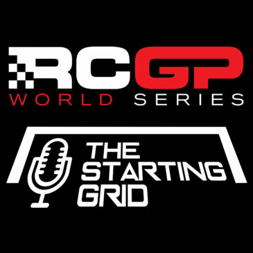 Show #11 The Starting Grid The Official Podcast of the RCGP World Series -Rds 5&6 Asti, Italy Race Recap with JQ and Leon Morrell