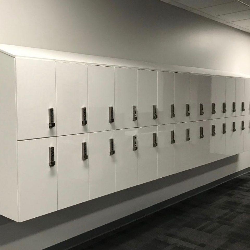 Laminate Lockers (2)