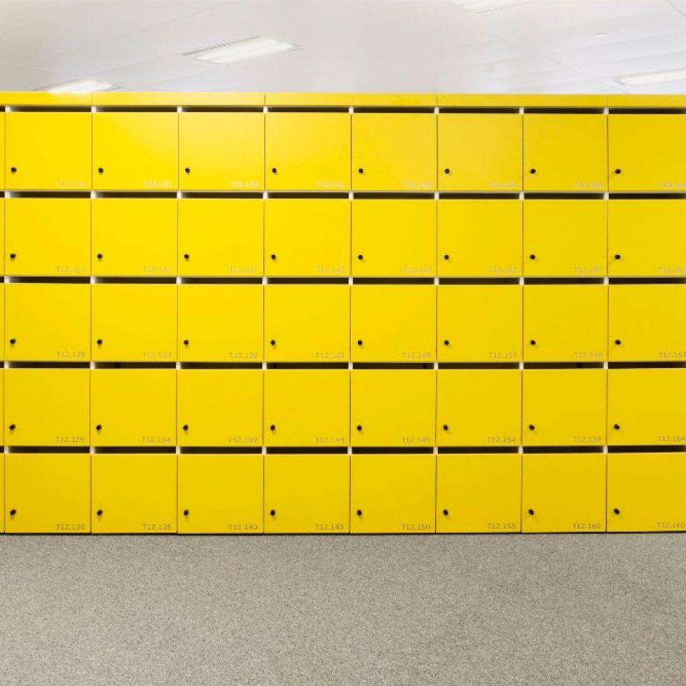 Metal Lockers (12)