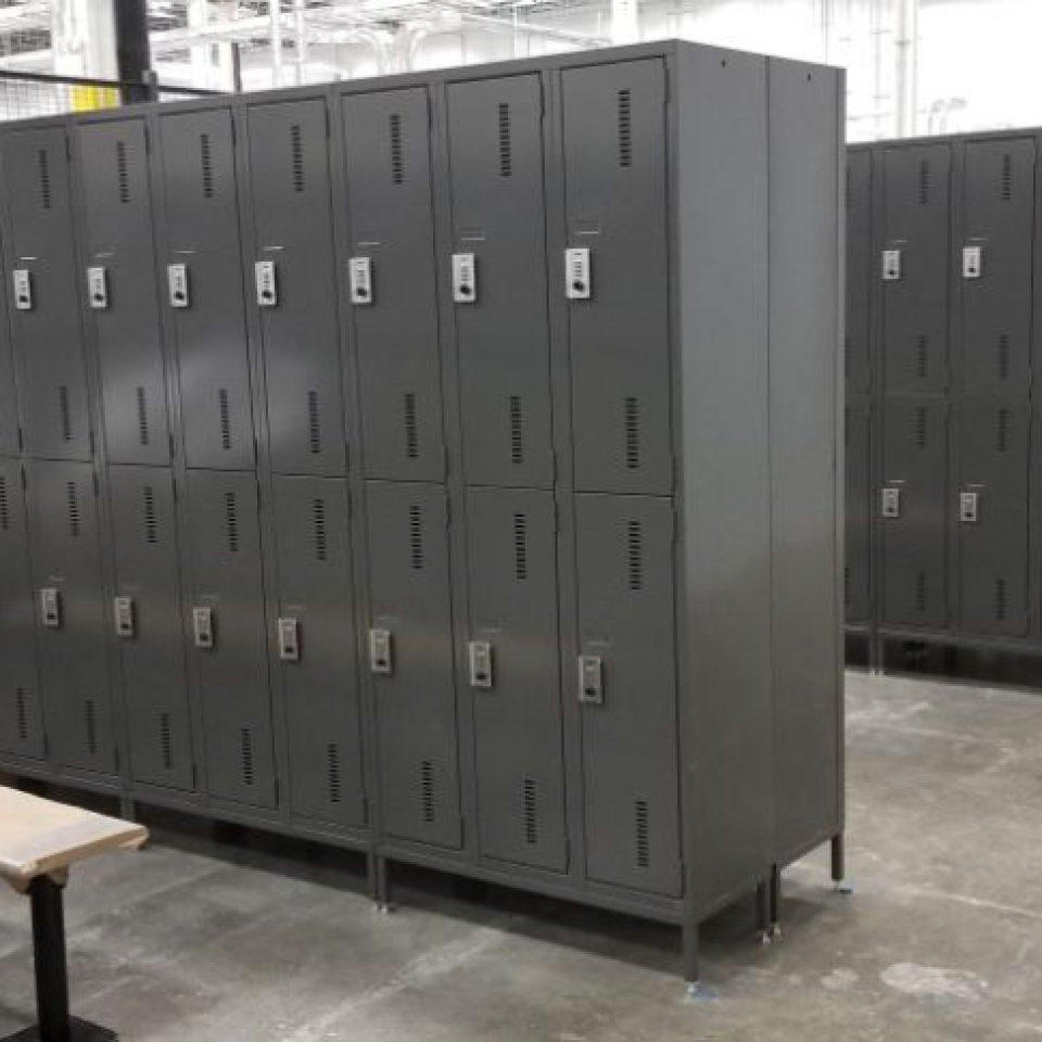 Metal Lockers (2)