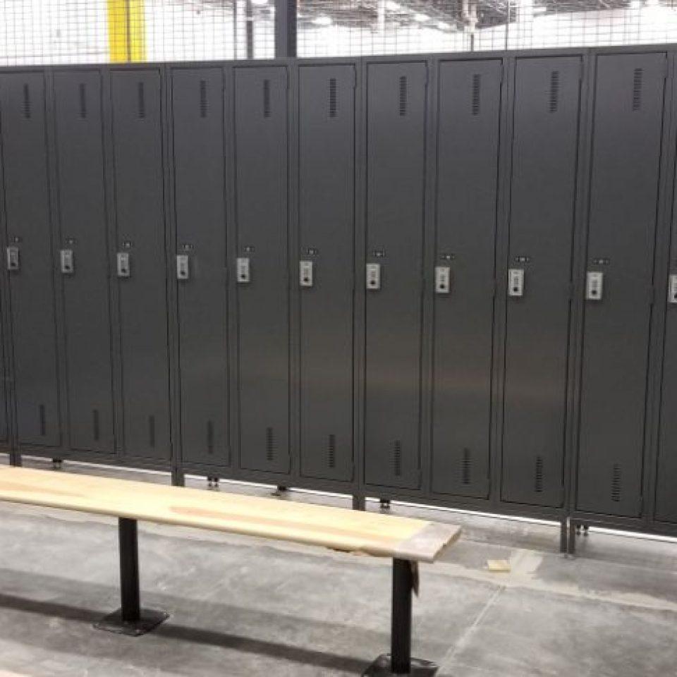 Metal Lockers (3)