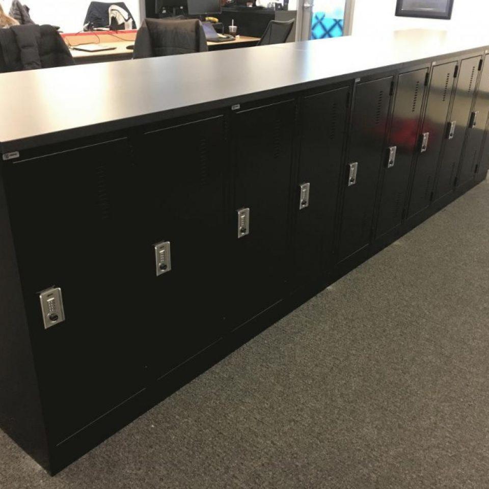 Metal Lockers (5)