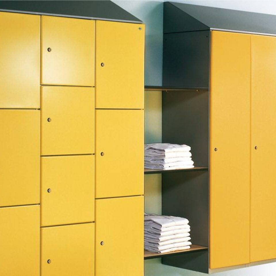 Metal Lockers (7)
