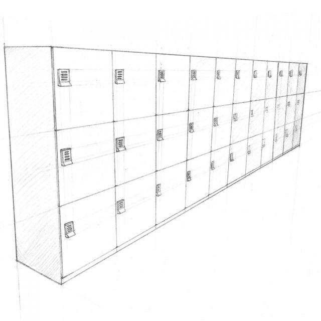 Lockers/Locking Technologies