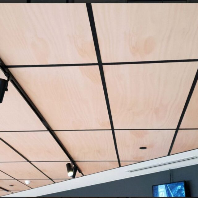 acoufelt printed ceiling panel 1