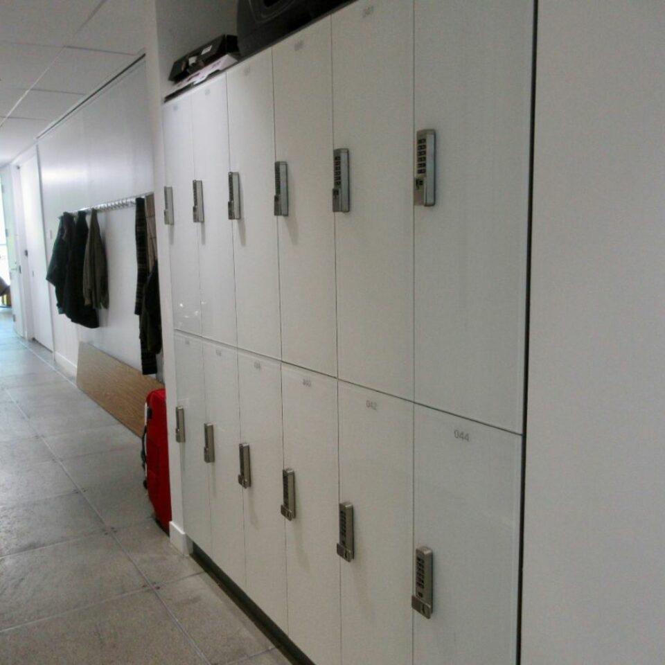 Glass Lockers (16)