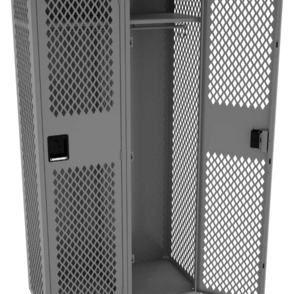 Metal Lockers (4)