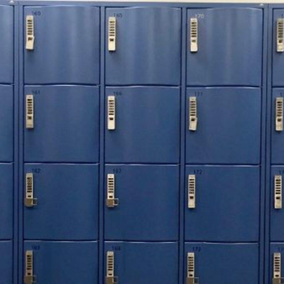 Metal Lockers (6)