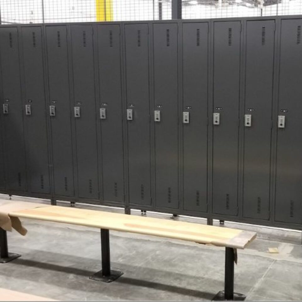 Metal Lockers (8)