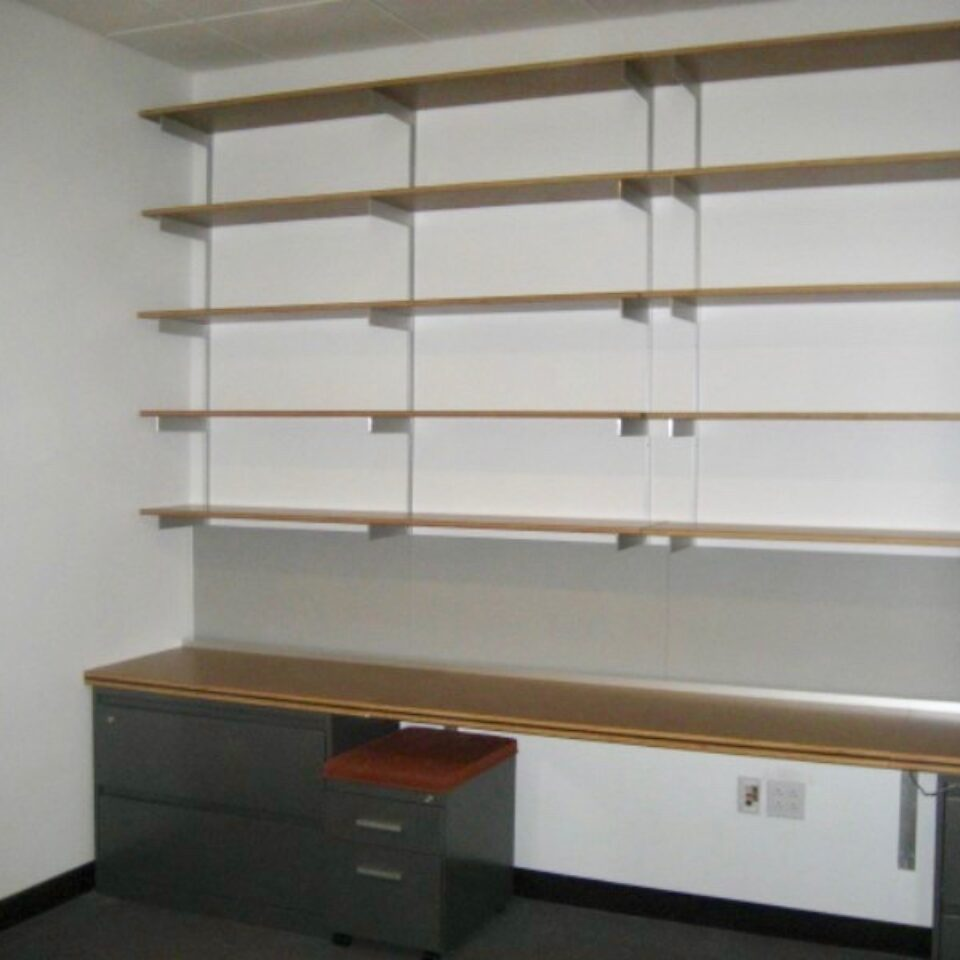 Specialty and Custom Shelving (14)