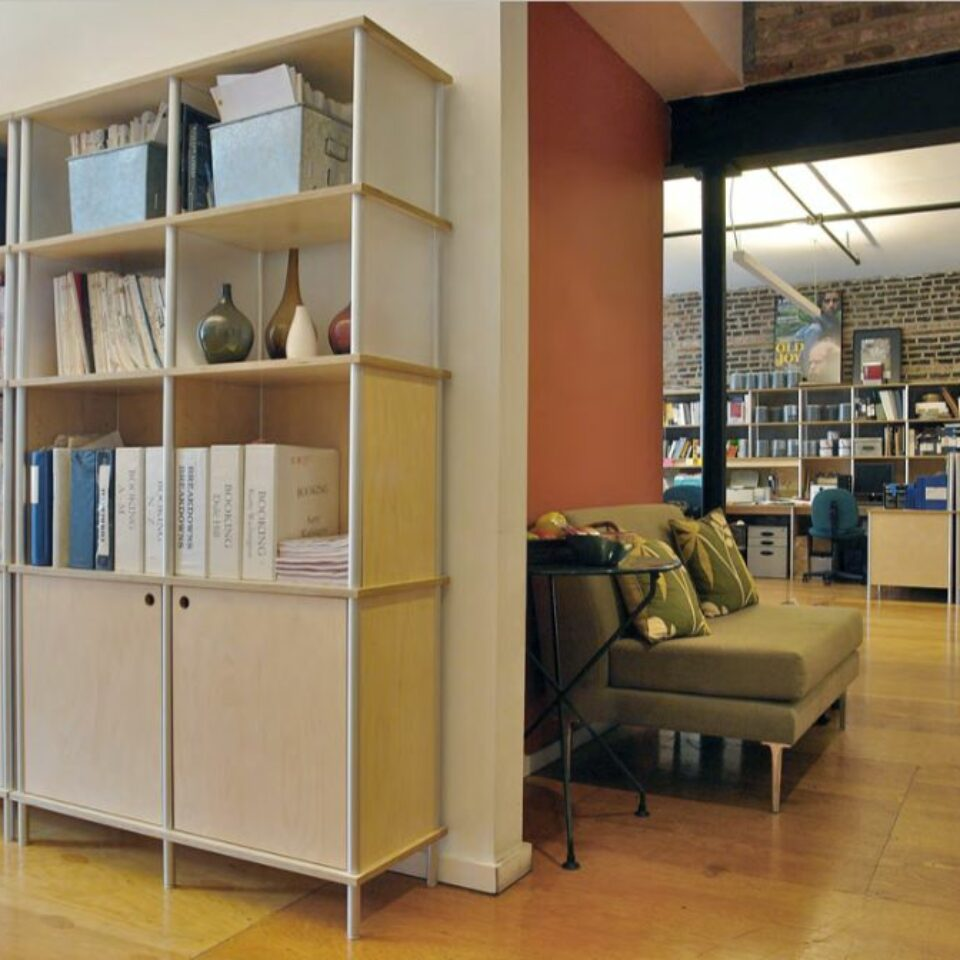 Specialty and Custom Shelving (20)