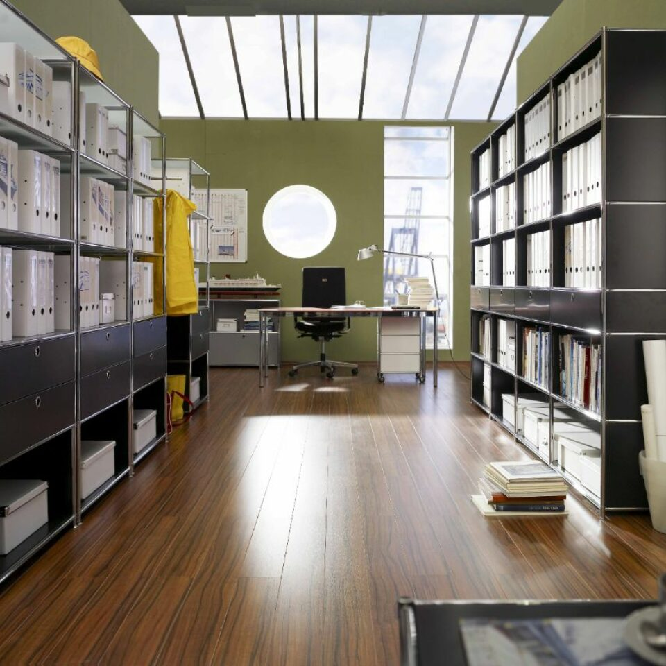 Specialty and Custom Shelving (33)