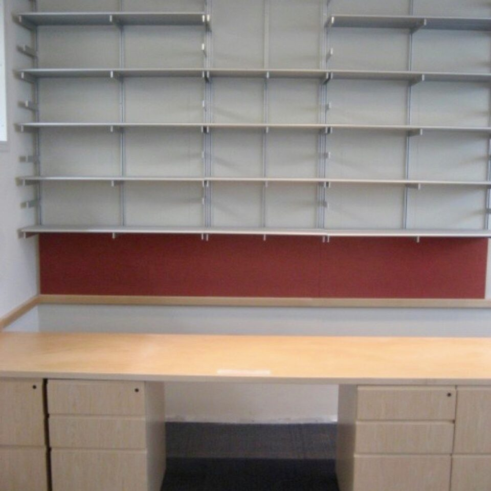 Specialty and Custom Shelving (6)