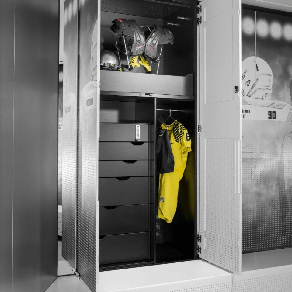 Sports Lockers (2)