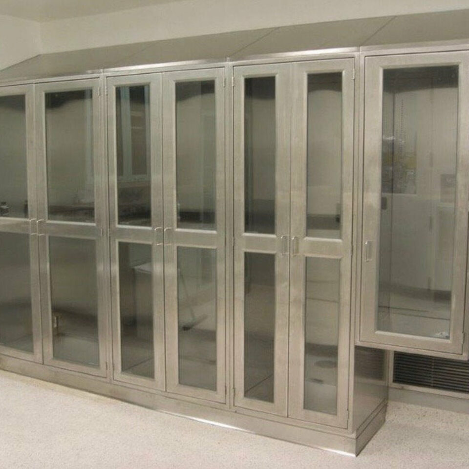 Stainless Steel Casework (2)