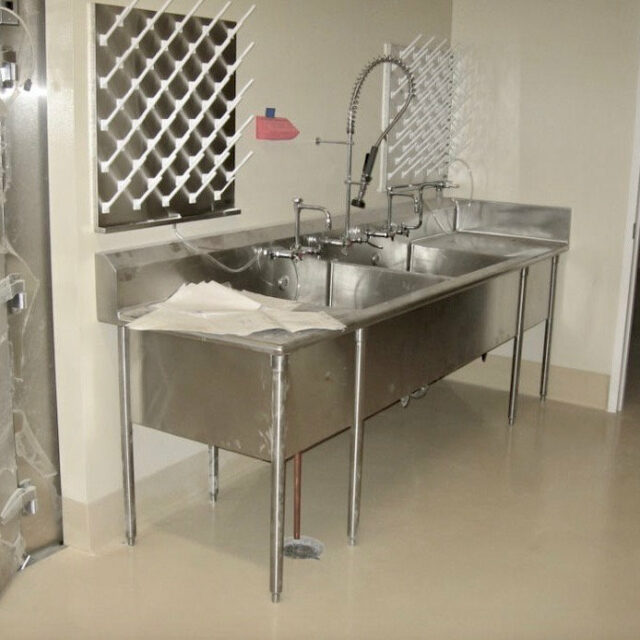 Stainless Steel Casework