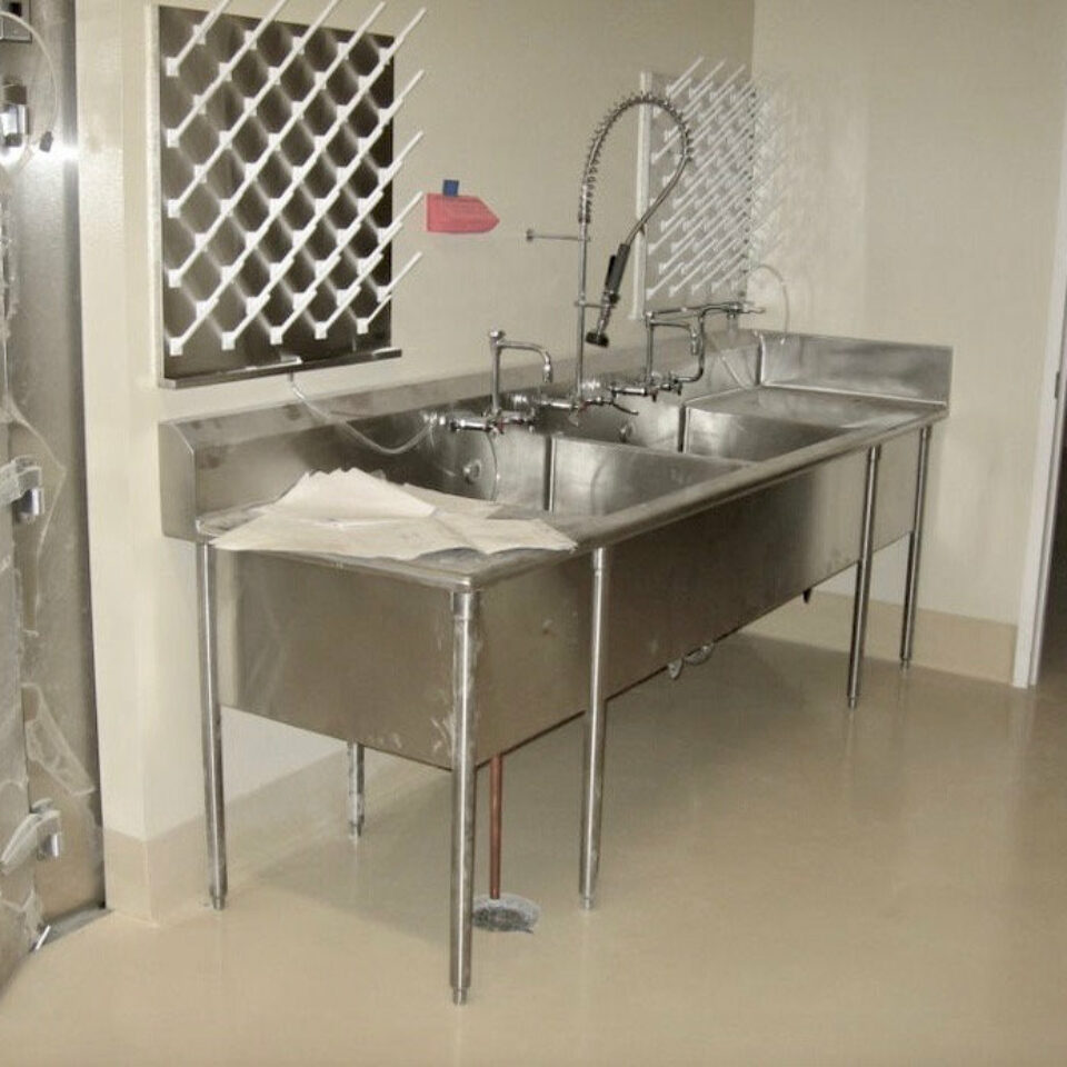 Stainless Steel Casework (3)