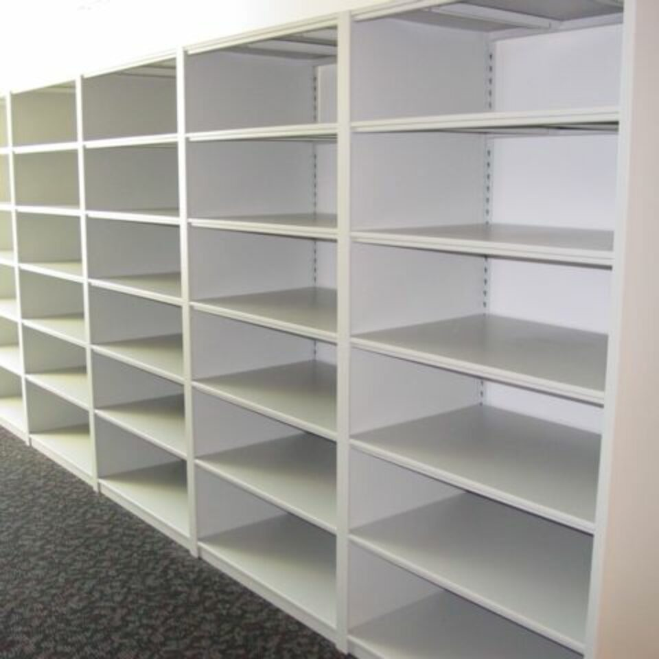 Storage Shelving (2)