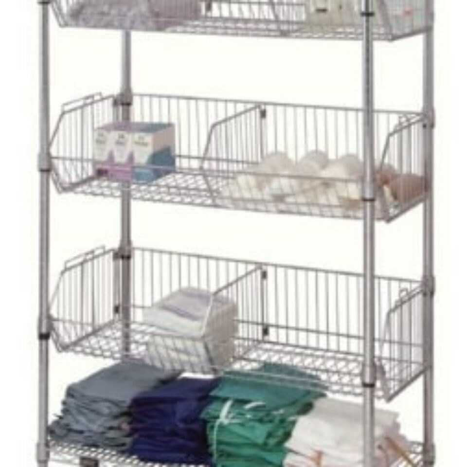 Wire Shelving (2)