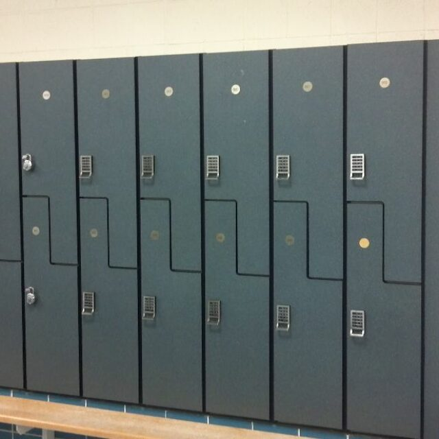 Phenolic lockers