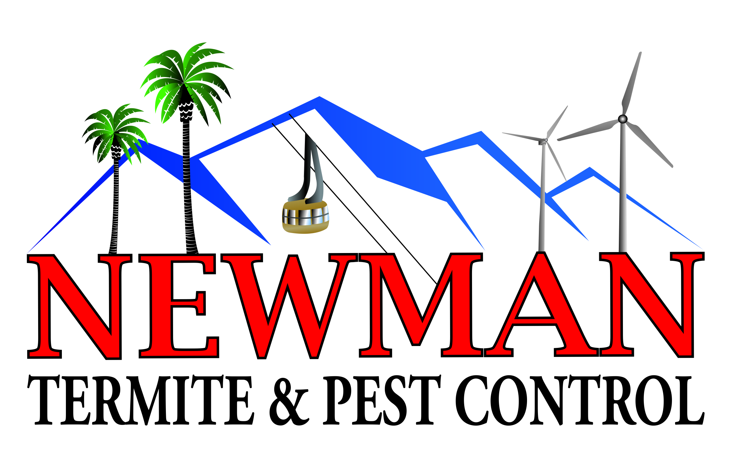 Newman Termite and Pest Logo