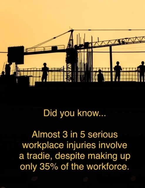 Tradies' National Health Month