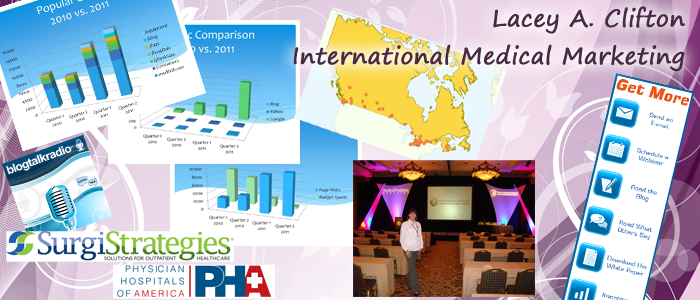 international medical marketing