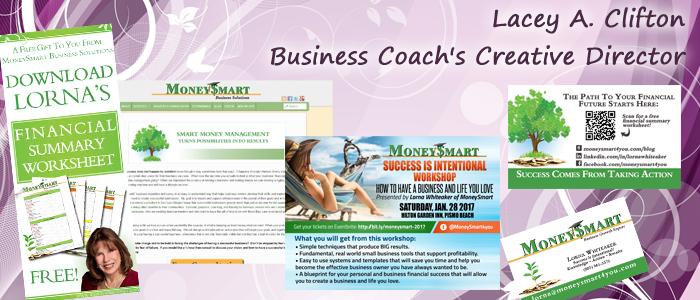Business Coach's Creative Director