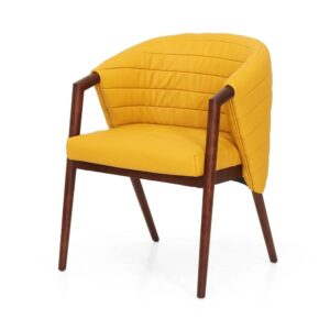 Yellow Brussels Chair