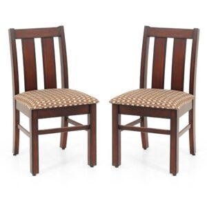 Mango Teak Dining Chair Online - Jfa Dining Furniture Chennai