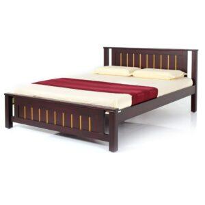 Click to enlarge Khajura Queen Cot | Beds Online at Jfa Furniture