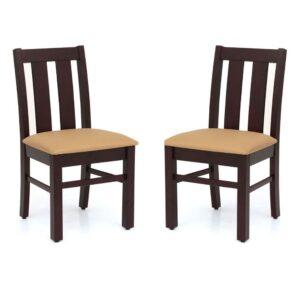 Buy Mango Dining Chair – Set of 2 Jfa Furniture Chennai