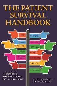 The Patient Survival Handbook Cover Artwork