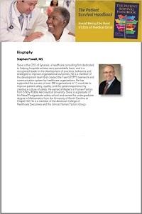 Stephen Powell Biography