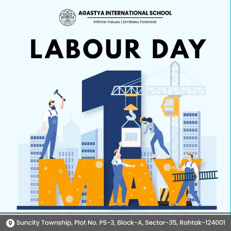 Labour Day-May 1 is celebrated as International Workers Day