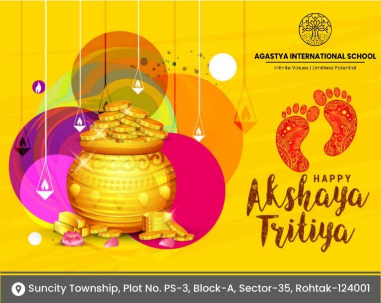 Akshaya Tritiya, Akshaya Tritiya 14th May 2021