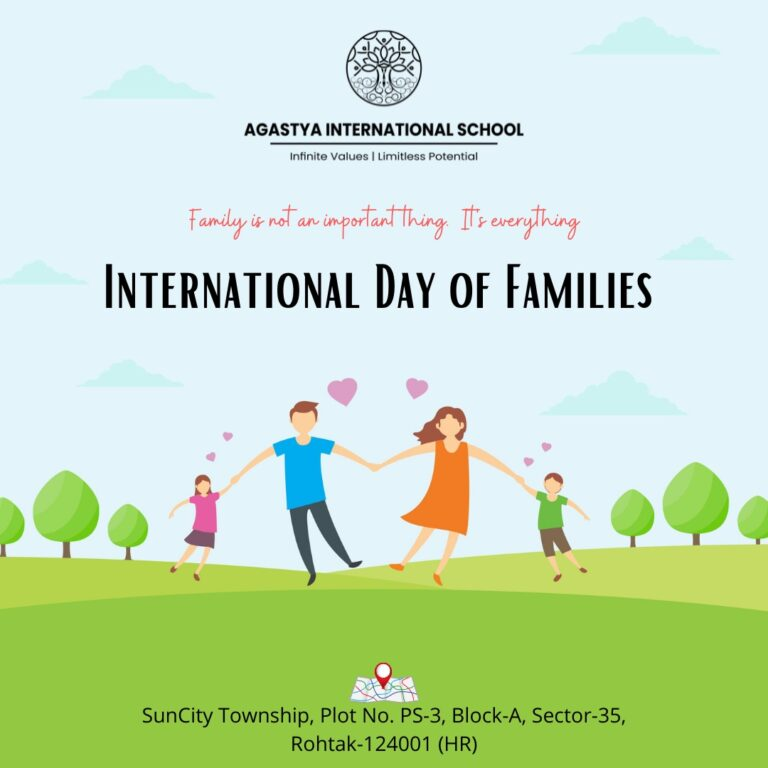 Happy International Families Day!!