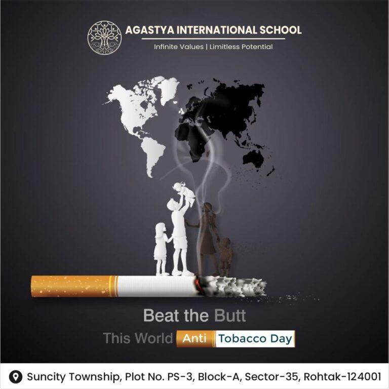 World No Tobacco Day – May 31 2021