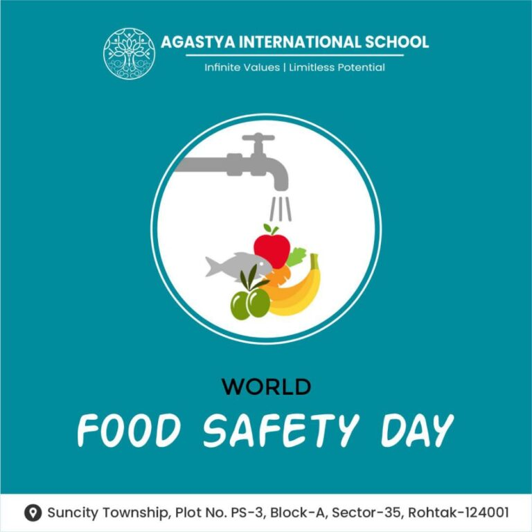 World Food Safety Day 7 June 2021