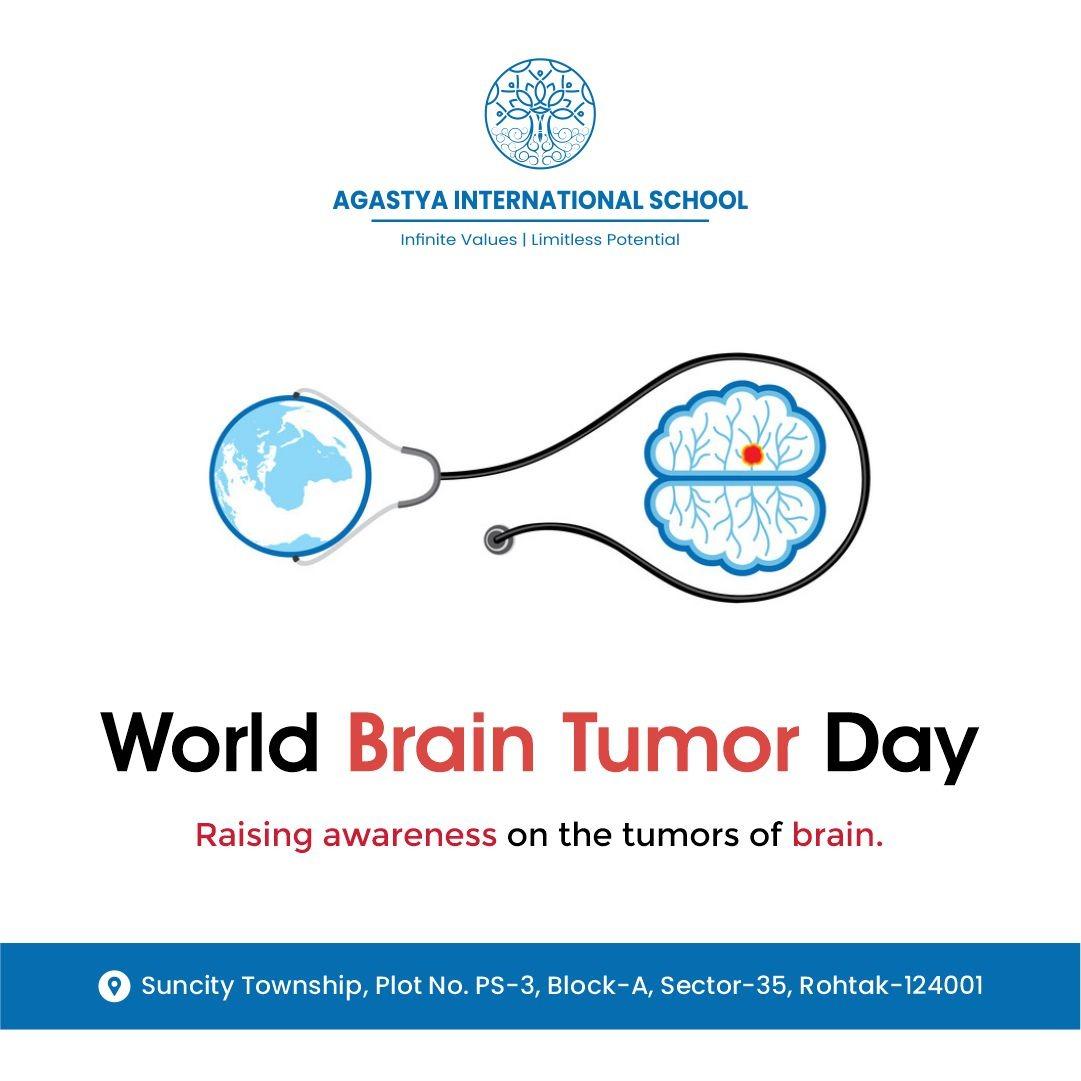 World Brain Tumor Day 8th June 2021
