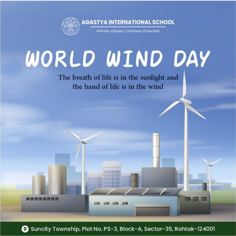Global Wind Day June 15th 2021