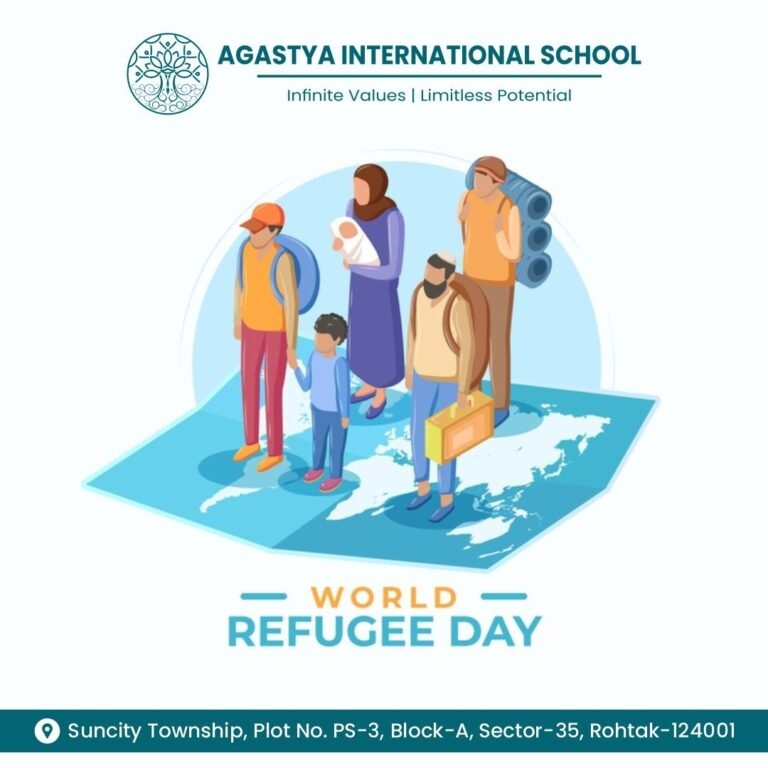 World Refugee Day 20th June 2021