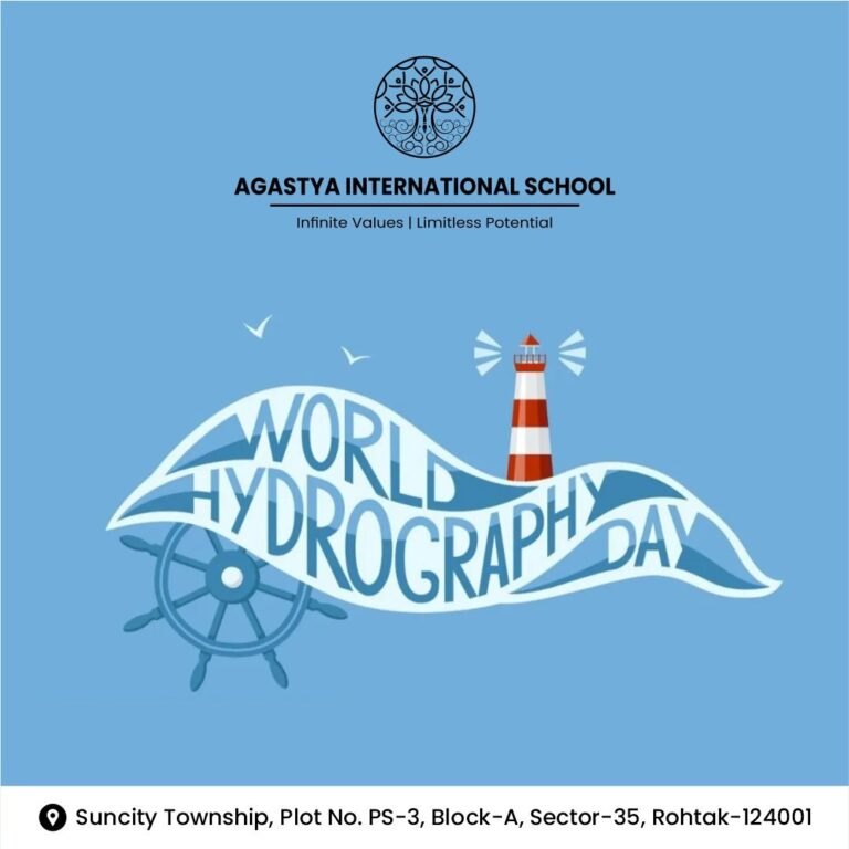 World Hydrography Day 21st June 2021