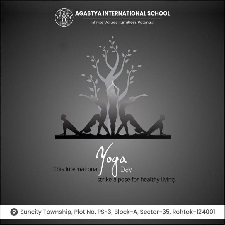 International Yoga Day 21st June 2021