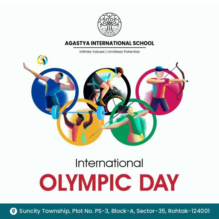 International Olympic Day 2021