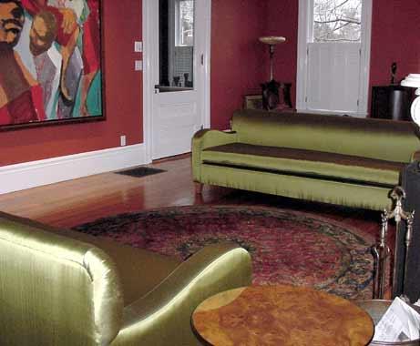 Custom New Furniture