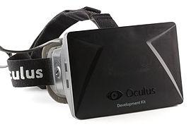 The Oculus Rift sold to Facebook for $2 Billion