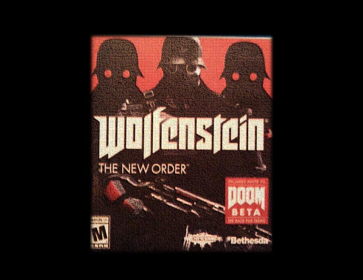 Sonicmercury.com/wolfenstein the new order